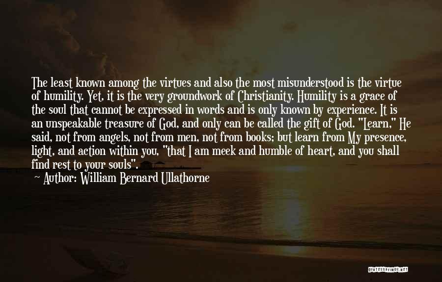 Christianity And Peace Quotes By William Bernard Ullathorne