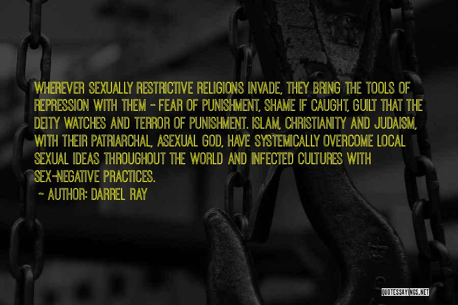 Christianity Negative Quotes By Darrel Ray