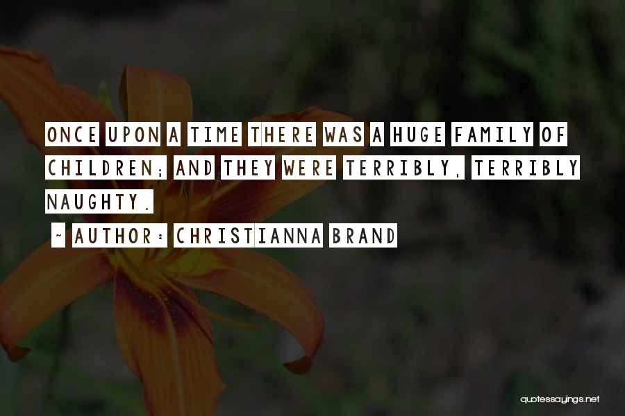 Christianna Brand Quotes 1071487