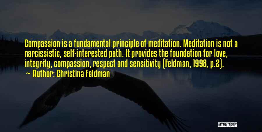 Christina Feldman Quotes 1435773