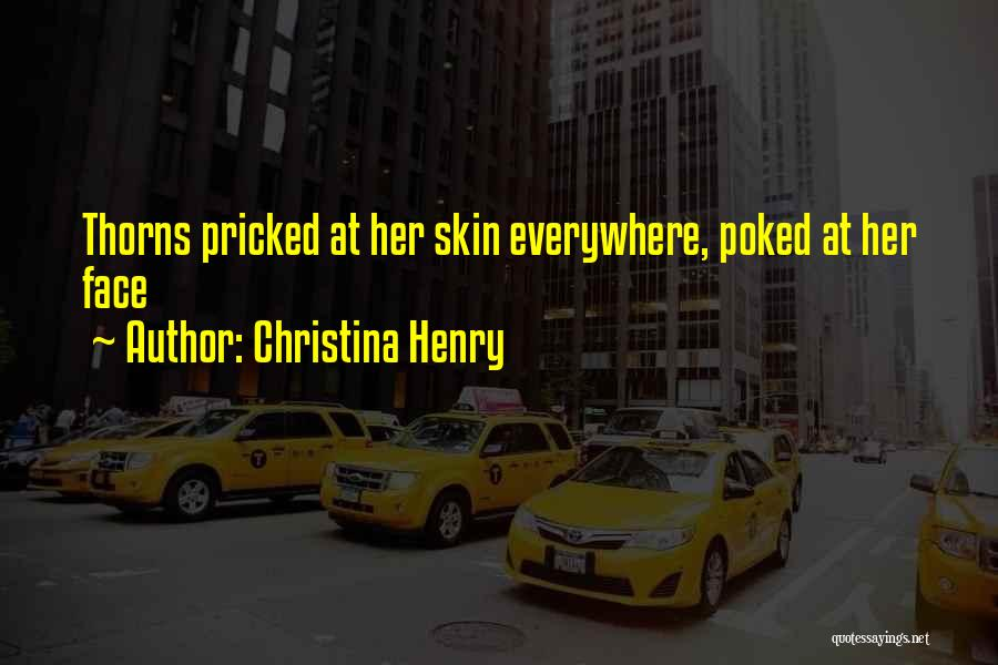 Christina Henry Quotes 1100739