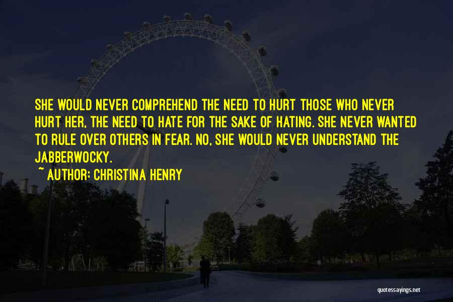 Christina Henry Quotes 1155325