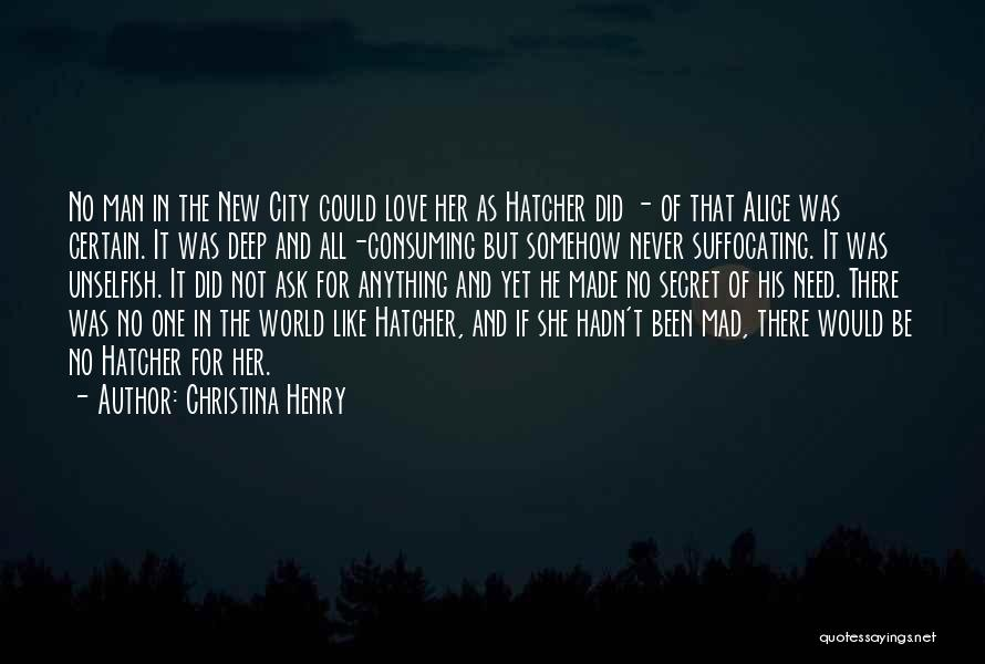 Christina Henry Quotes 1397398