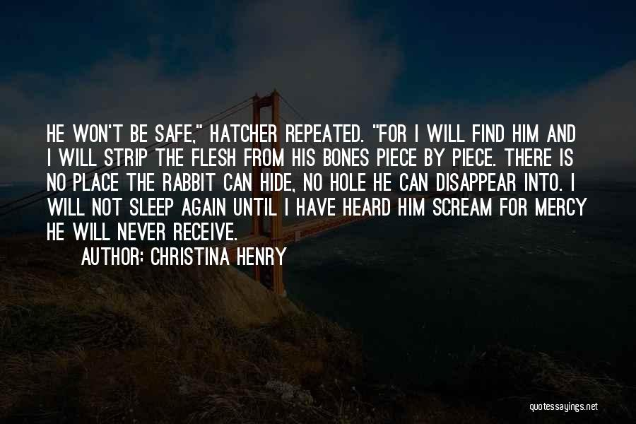 Christina Henry Quotes 1982420