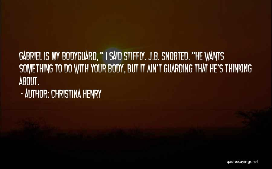 Christina Henry Quotes 276832