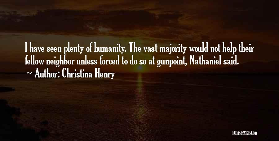 Christina Henry Quotes 964788