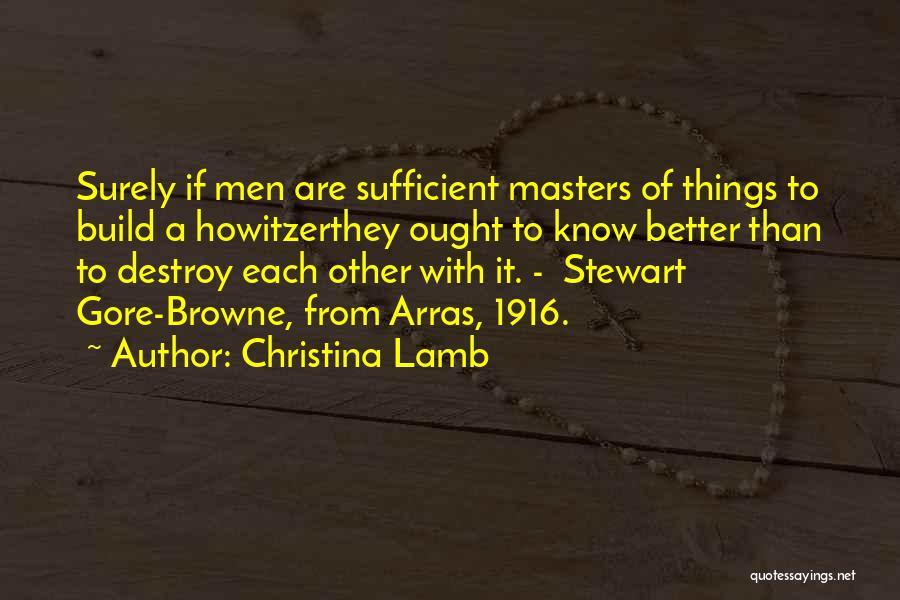 Christina Lamb Quotes 917456