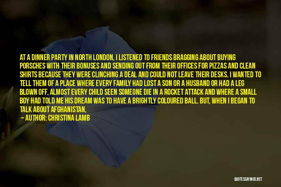 Christina Lamb Quotes 956966
