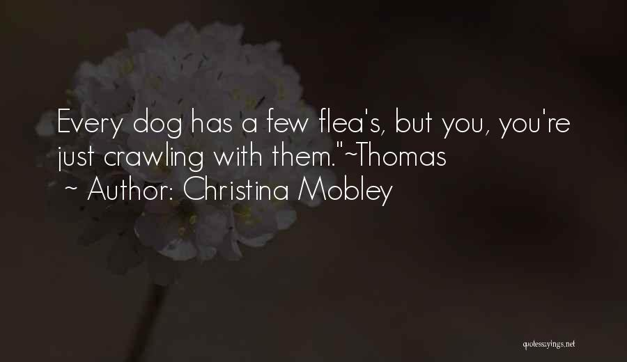 Christina Mobley Quotes 518645