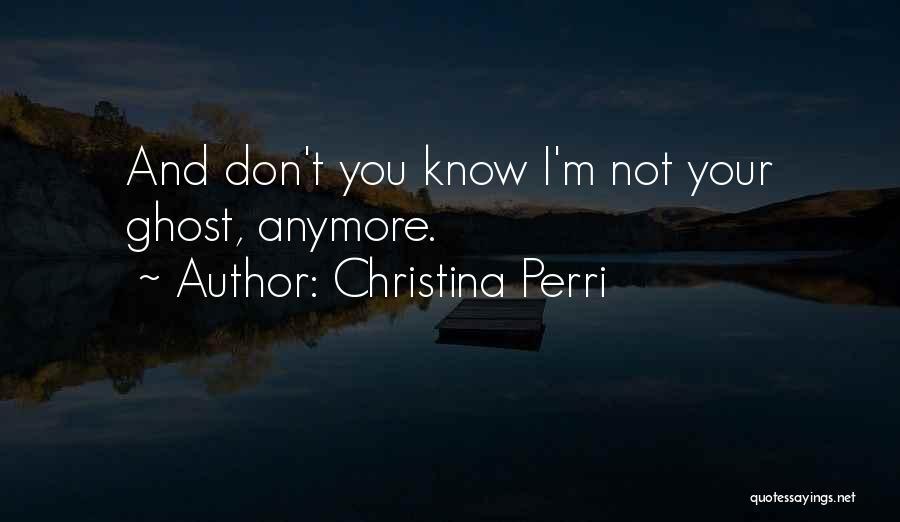 Christina Perri Jar Of Hearts Quotes By Christina Perri