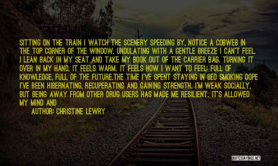 Christine Lewry Quotes 583404