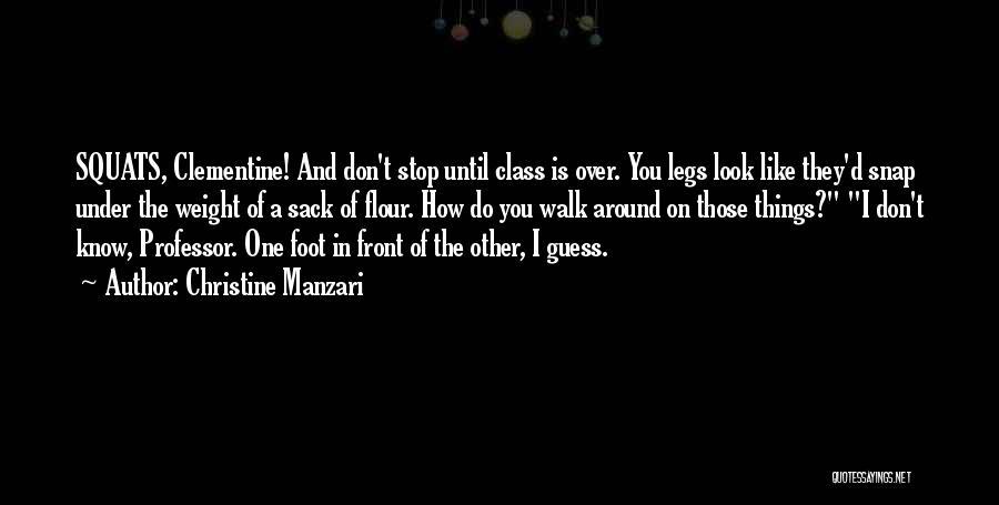 Christine Manzari Quotes 1958440