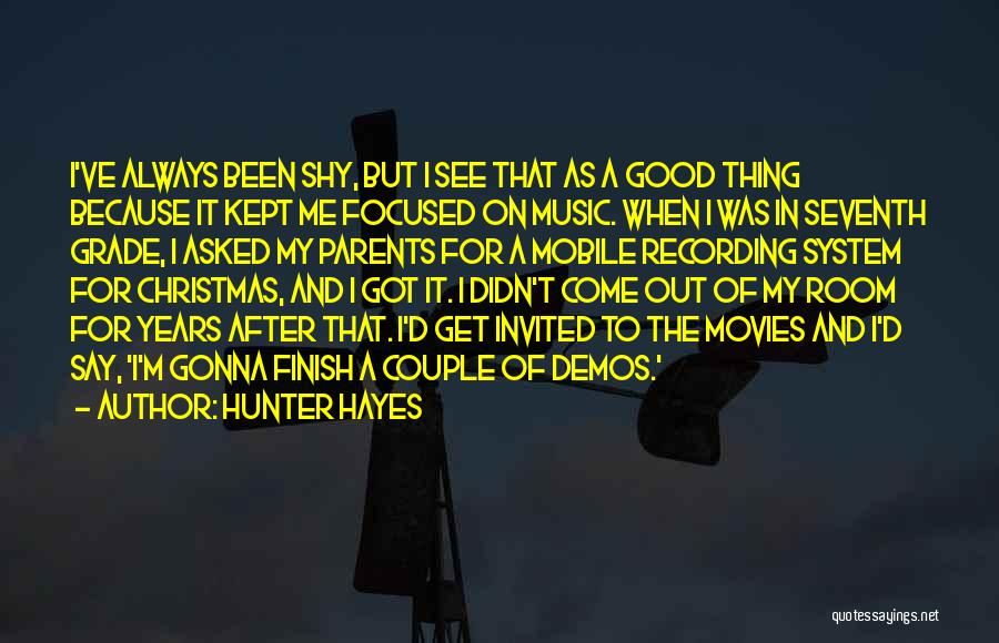 Christmas From Movies Quotes By Hunter Hayes