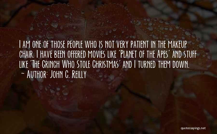 Christmas From Movies Quotes By John C. Reilly