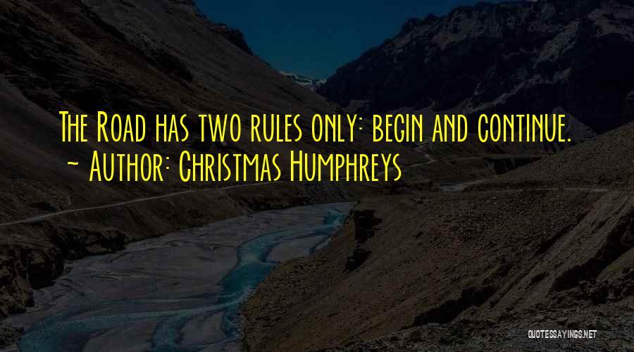 Christmas Humphreys Quotes 1048789