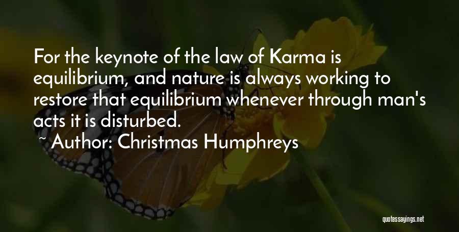 Christmas Humphreys Quotes 1461044