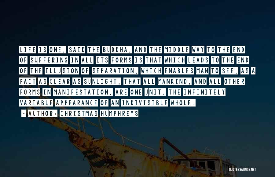Christmas Humphreys Quotes 587718