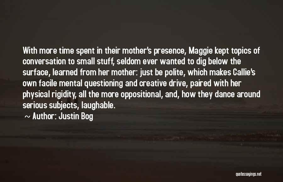 Christmas Is Time For Family Quotes By Justin Bog