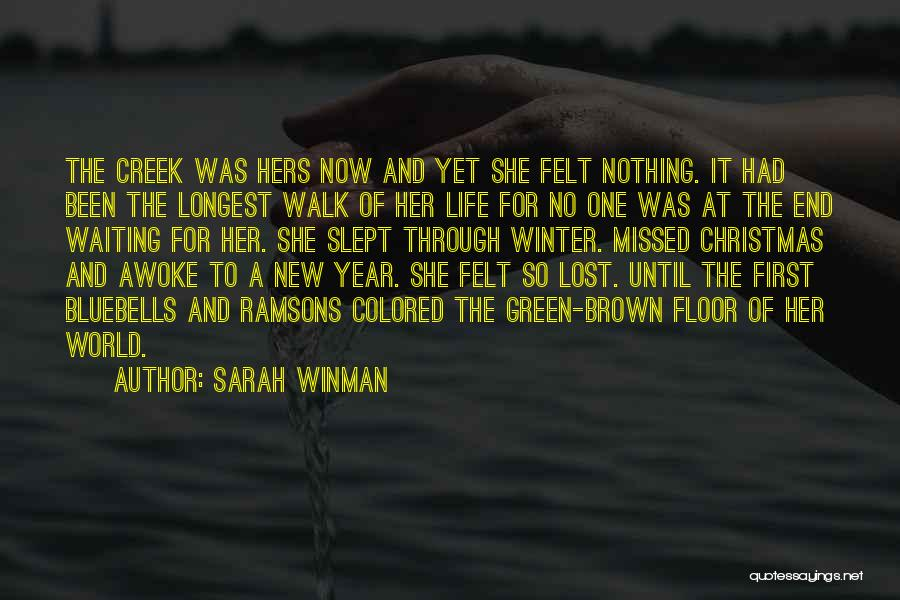 Christmas Loss Loved One Quotes By Sarah Winman