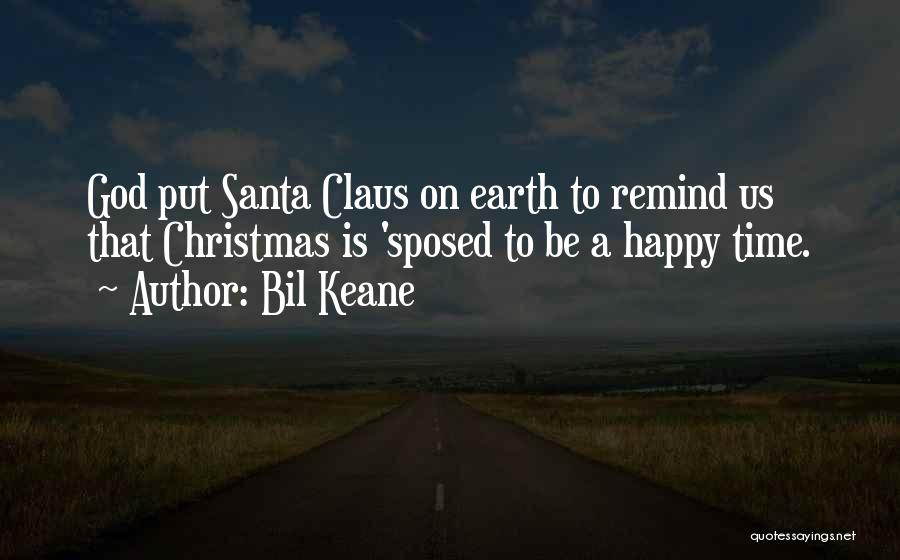 Christmas Time Love Quotes By Bil Keane