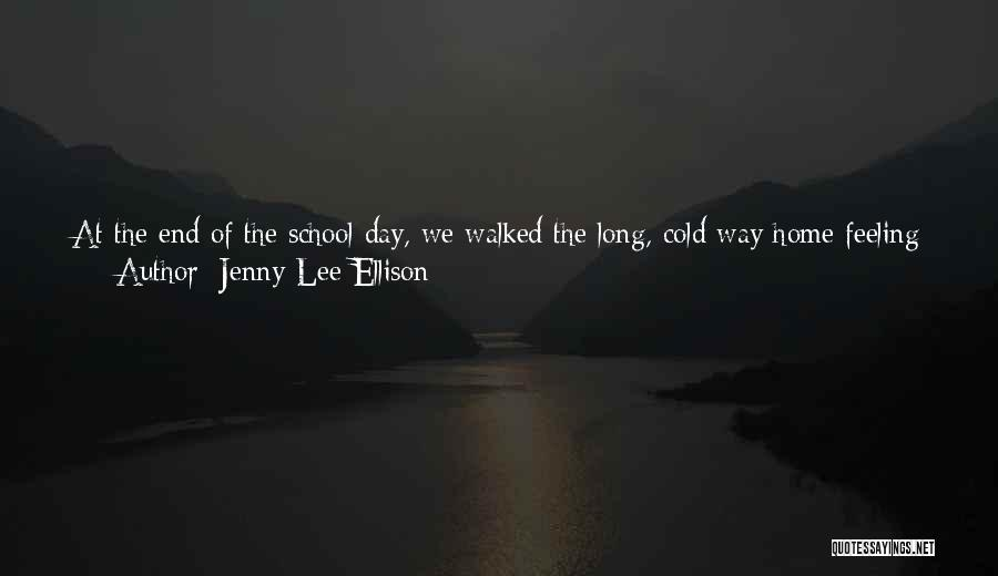 Christmas Time Love Quotes By Jenny Lee Ellison