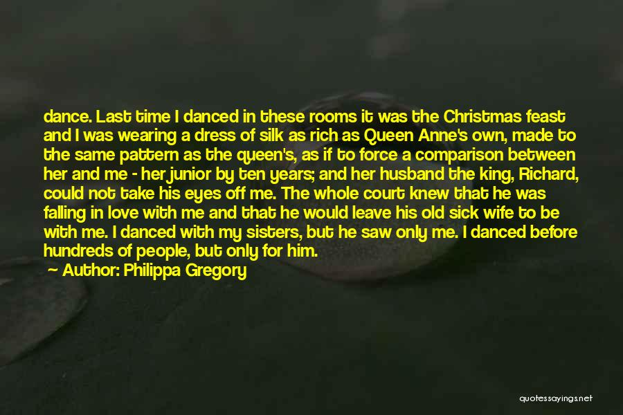 Christmas Time Love Quotes By Philippa Gregory