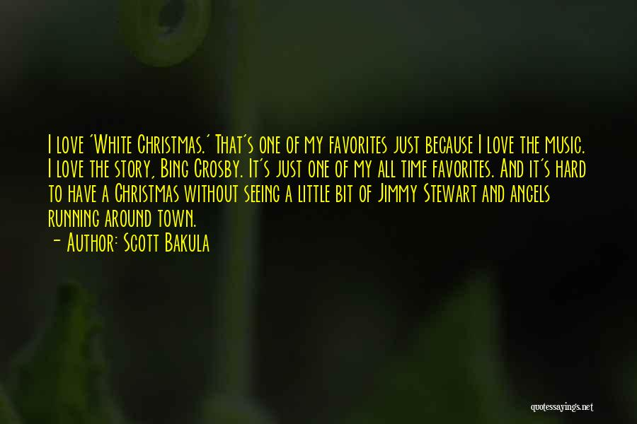 Christmas Time Love Quotes By Scott Bakula