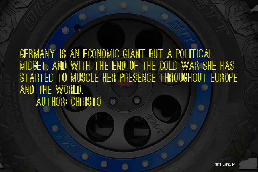 Christo Quotes 110948