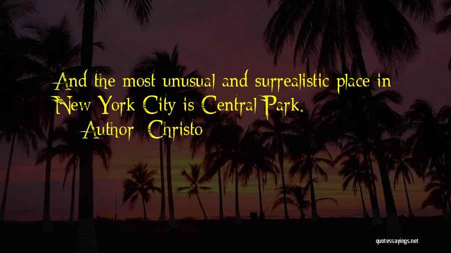 Christo Quotes 122576