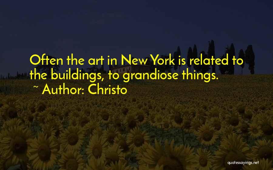 Christo Quotes 581000