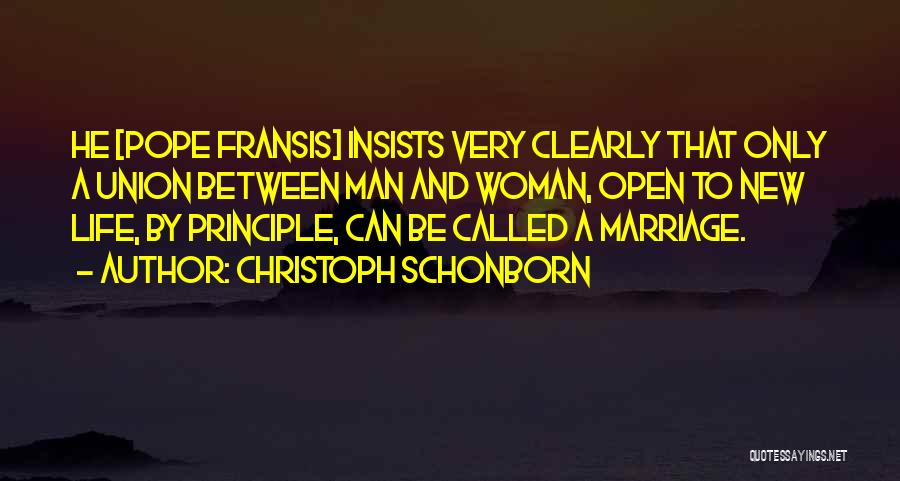 Christoph Schonborn Quotes 2255983