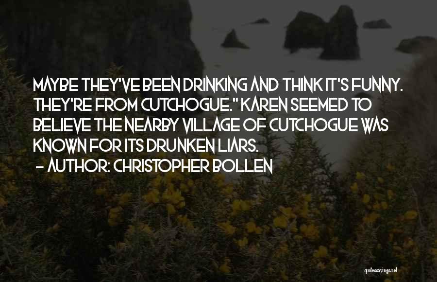 Christopher Bollen Quotes 1016188