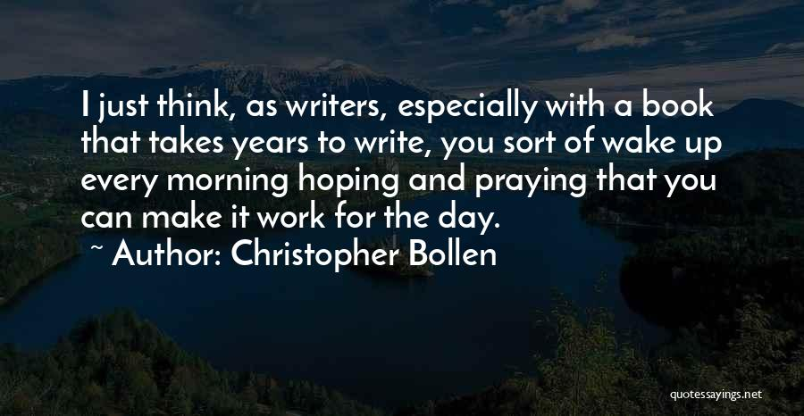 Christopher Bollen Quotes 1071350