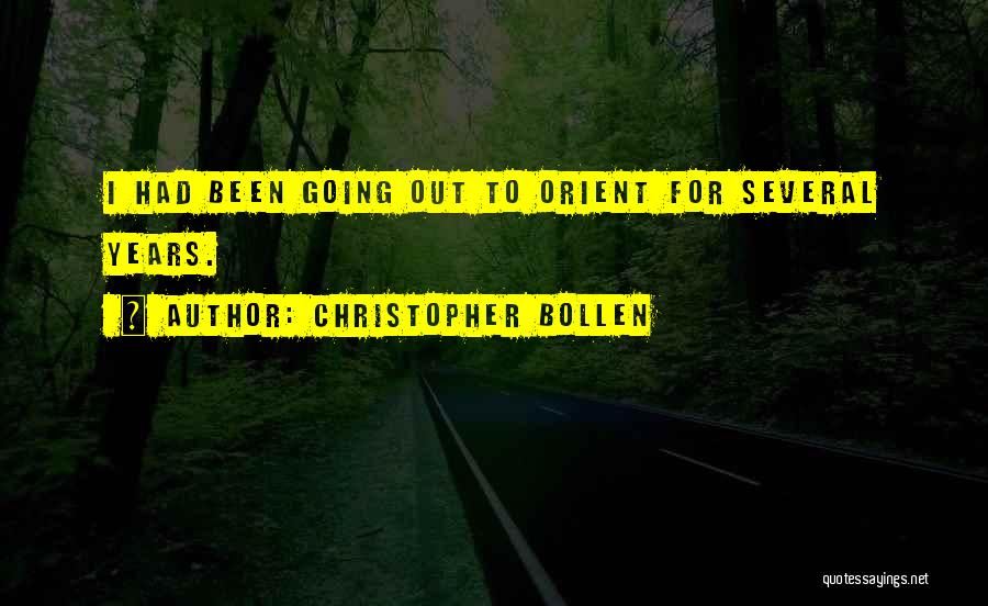 Christopher Bollen Quotes 1106433
