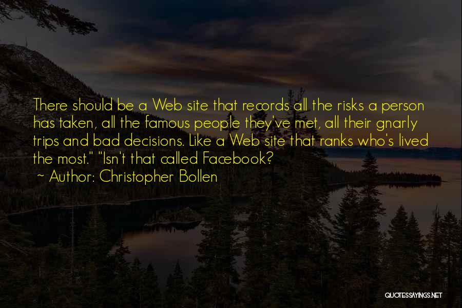 Christopher Bollen Quotes 1641787