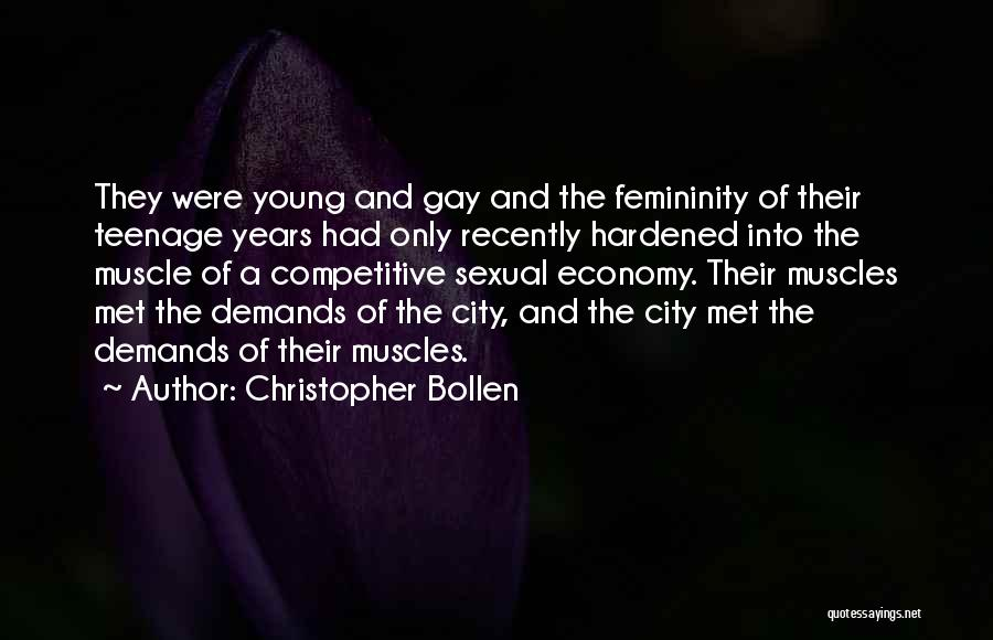 Christopher Bollen Quotes 1706446