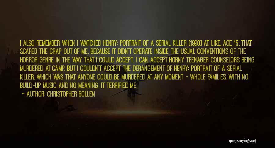 Christopher Bollen Quotes 208995
