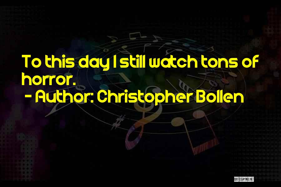 Christopher Bollen Quotes 2130139