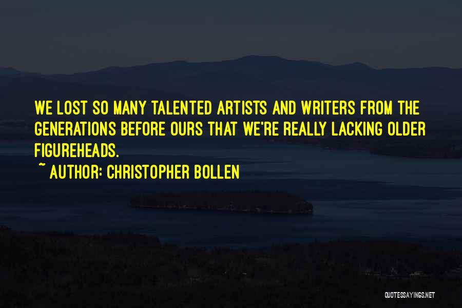Christopher Bollen Quotes 261639