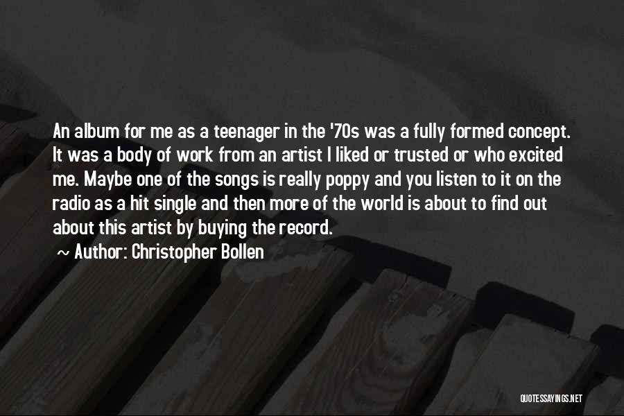 Christopher Bollen Quotes 383526