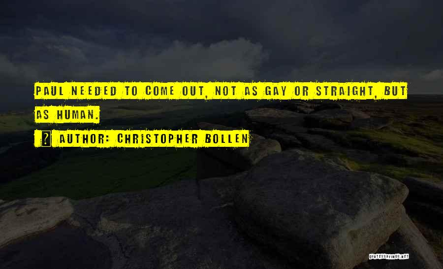 Christopher Bollen Quotes 457059