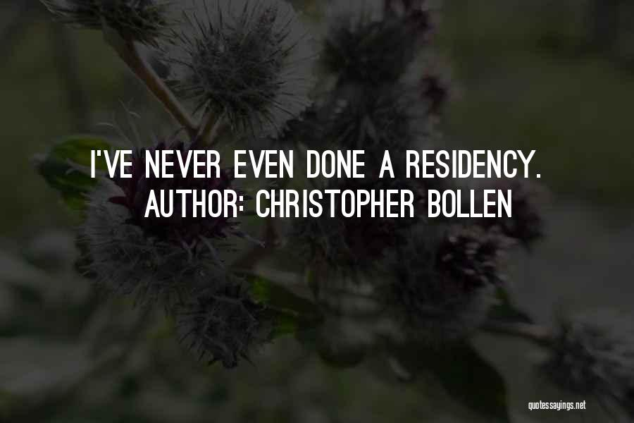 Christopher Bollen Quotes 532650