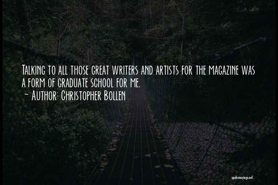 Christopher Bollen Quotes 90416