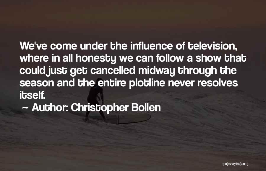 Christopher Bollen Quotes 911282