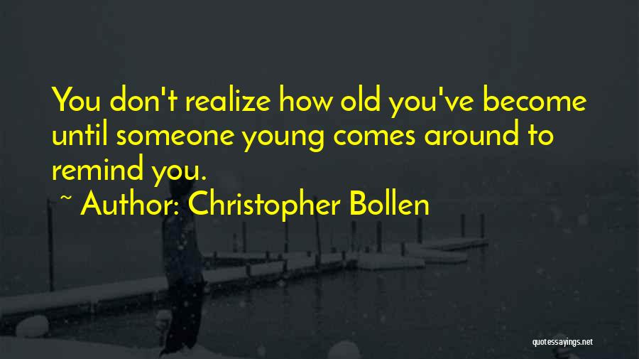 Christopher Bollen Quotes 949143