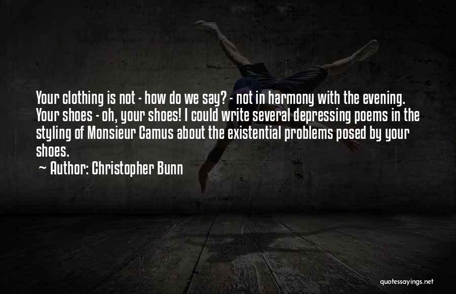 Christopher Bunn Quotes 703361