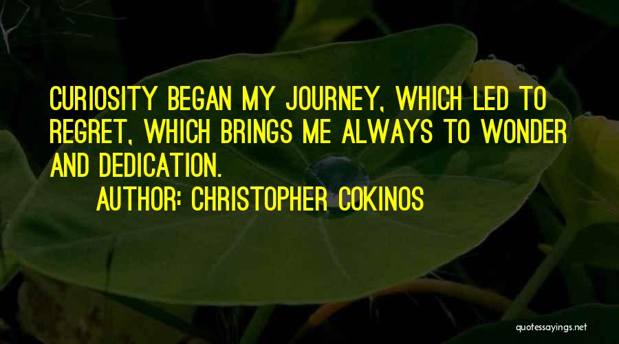 Christopher Cokinos Quotes 2063362