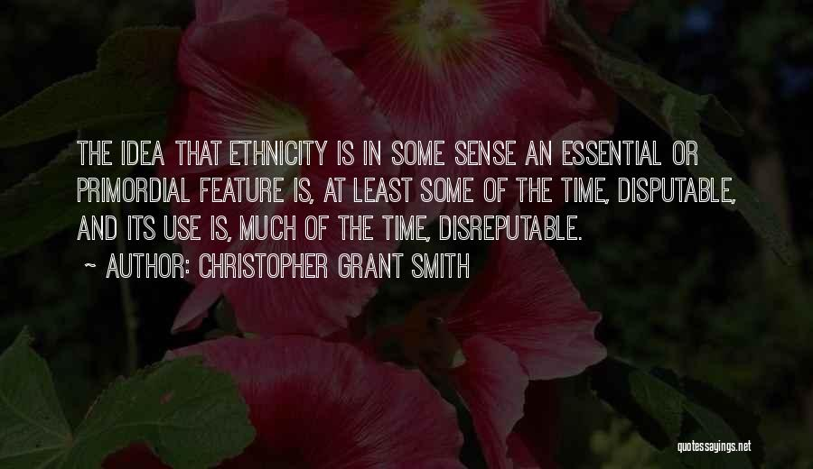 Christopher Grant Smith Quotes 183012