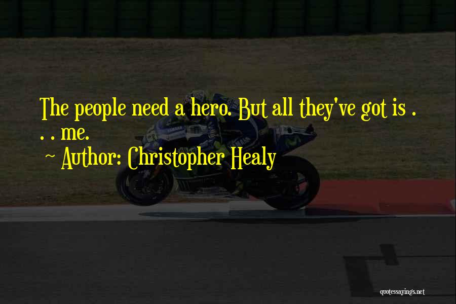 Christopher Healy Quotes 2021201