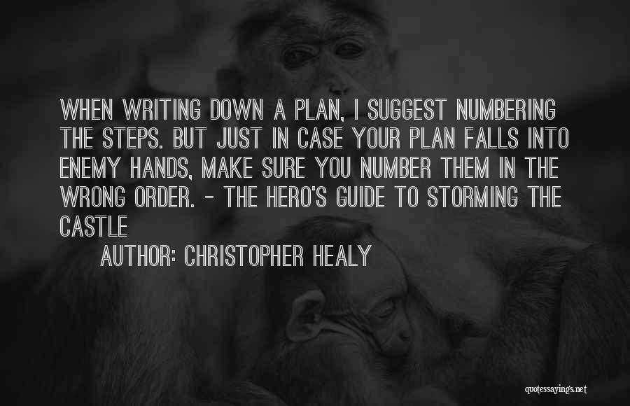 Christopher Healy Quotes 2169334